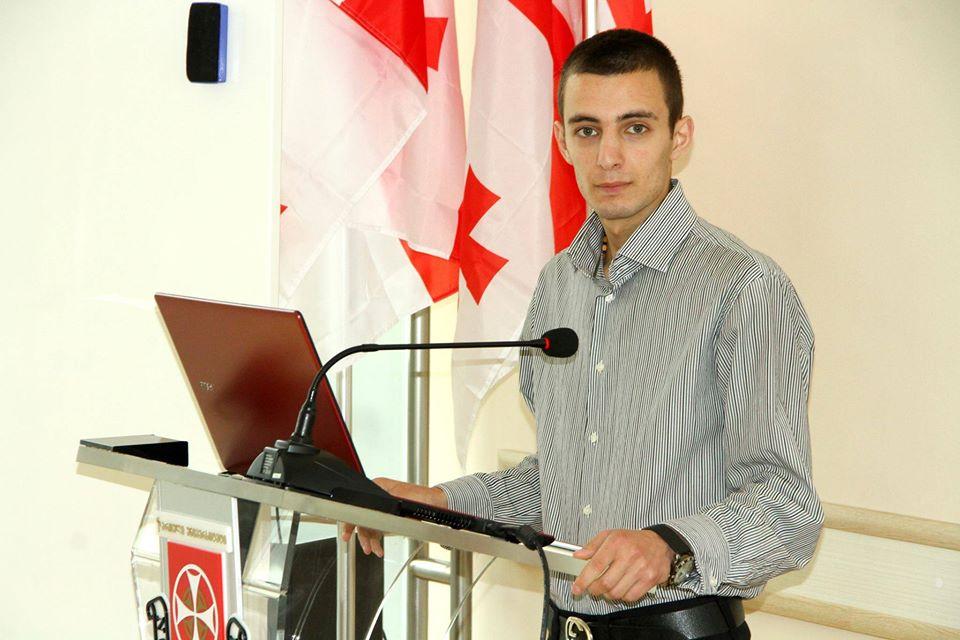 Giorgi Gafrindashvii